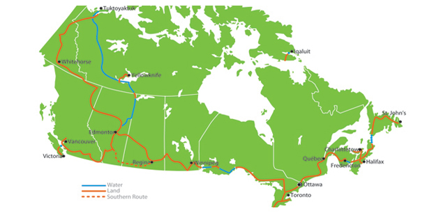 Trail Canada Map Trans Canada Trail   Alberta Trail Information Centre