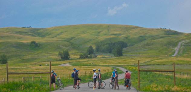 Trans Canada Trail Alberta