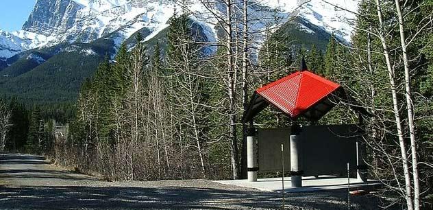 TCT Pavilions in Alberta